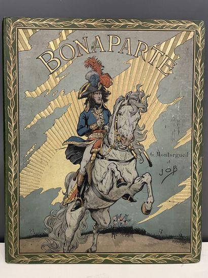 [Album historique illustré]. JOB. MONTORGUEIL...