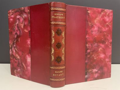 BOULLAIRE. FLAUBERT (Gustave). Madame Bovary....
