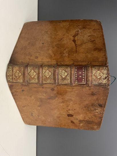 [Coutume. Chaumont (Haute-Marne). 1723]. DELAISTRE (Juste). Coutume de Chaumont...