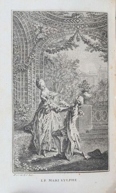 MARMONTEL (Jean-François). Contes moraux....