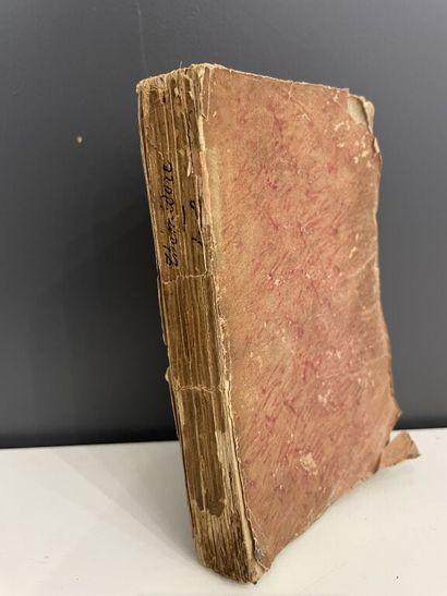 [Curiosa & Galanterie]. Réunion de 3 ouvrages.  - Nouveau recueil de plusieurs et...