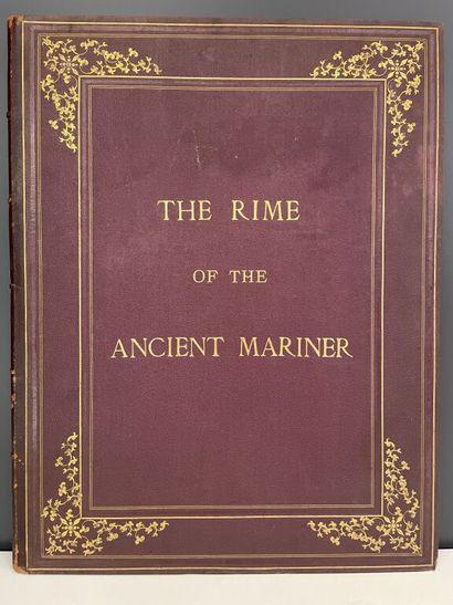 DORÉ. COLERIDGE (Samuel). The rime of the...