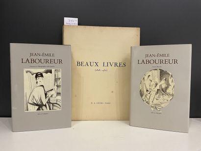 LABOUREUR. - LABOUREUR (Sylvain). Catalogue...