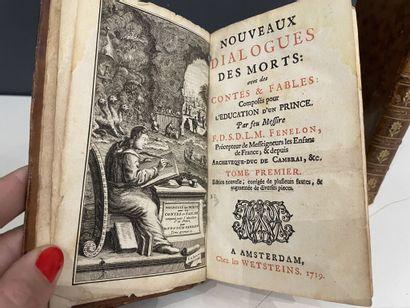[Varia]. Lot de 9 volumes anciens et modernes...
