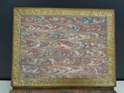 [Bible. Ancien Testament. Psaumes (latin-français), 1725]. Le Pseautier de David,...