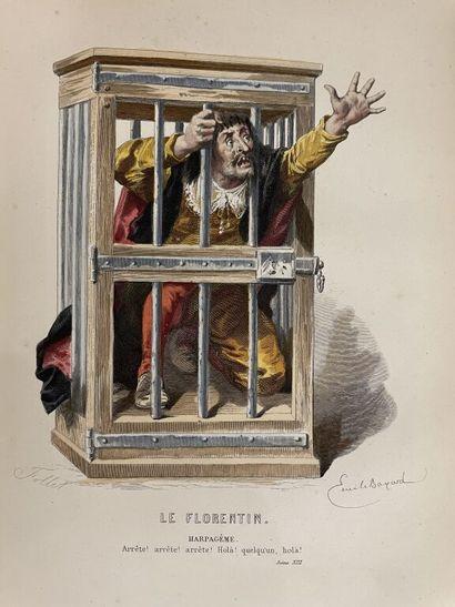 [Littérature XVIIe-XVIIIe]. DANCOURT. Théatre...