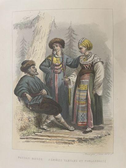 [Enfantina]. HUE (Fernand). Les voleurs de...