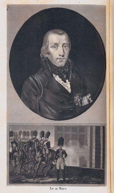 BOUDARD (André). Mémoires, lettres et pièces...