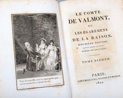 [GÉRARD (Louis-Philippe)]. Le comte de Valmont,...