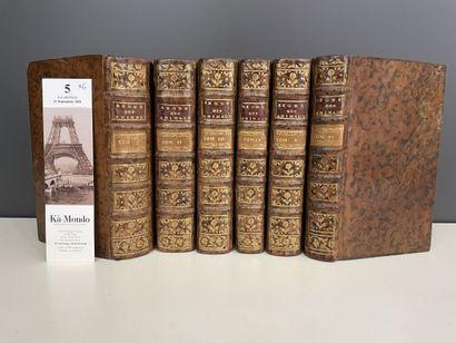 ARNAULT DE NOBLEVILLE (Louis-Daniel), SALERNE (François). Histoire naturelle des...
