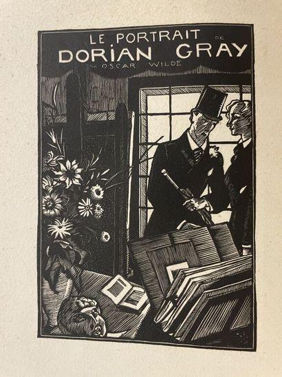 SIMÉON. WILDE (Oscar). Le portrait de Dorian...