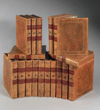 ROUSSEAU (Jean-Jacques). Collection complète...