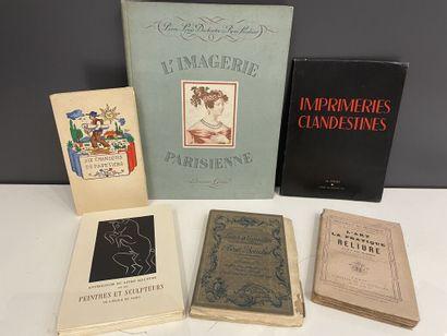 [Bibliographie]. BOUCHOT (Henry). Les livres...