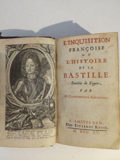 RENNEVILLE (René-Augustin-Constantin de)....