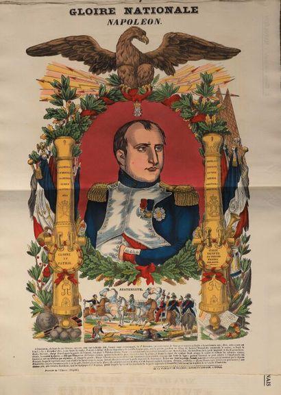 [Napoléon Ier]. [Imagerie populaire. Épinal]....