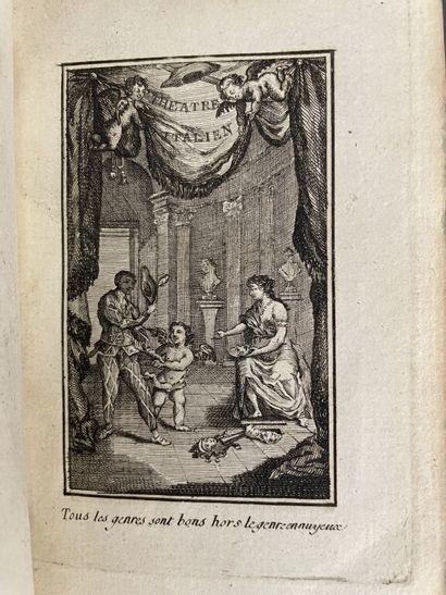 FLORIAN (Jean-Pierre Claris de). Théâtre...