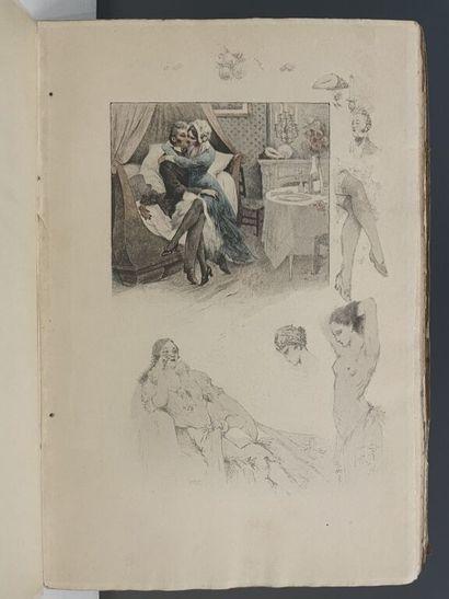 FEL. FLAUBERT (Gustave). Madame Bovary. Moeurs...