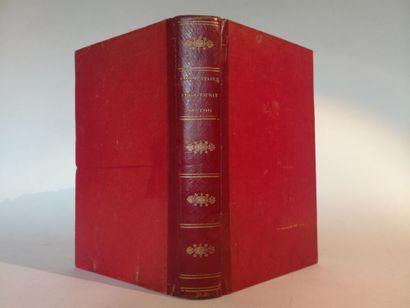 [DESTUTT DE TRACY (Antoine-Louis)]. Commentaire sur l'Esprit des Lois de Montesquieu,...