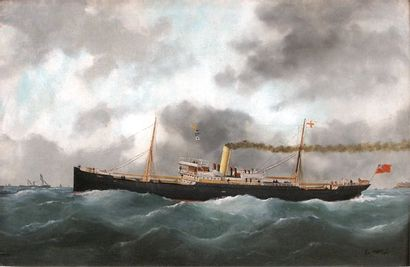 ADAM, Edouard I (1847-1929)