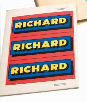 RICHARD HAMILTON.