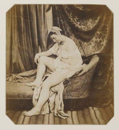 AUGUSTE BELLOC (1800-1867)