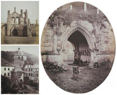 Franz RICHARD (à Heidelberg),Philip Henry DELAMOTTE (1821-1889) & Joseph CUNDALL (1818-1895)