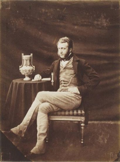Vicomte Joseph VIGIER (1821-1894)