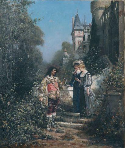 HENRI CAMILLE DANGER. (Paris 1857 - 1937).