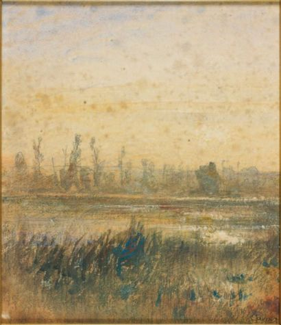 AUGUSTE FRANÇOIS RAVIER. (Lyon 1814 - Morestel 1895).