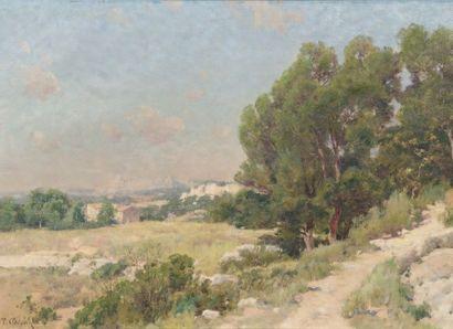 DECANIS, THÉOPHILE (1847-1917).