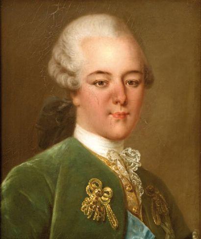 ÉCOLE FRANCAISE VERS 1790.