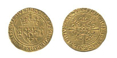 *Ecu d'or de Bretagne. 2ème type. Nantes....
