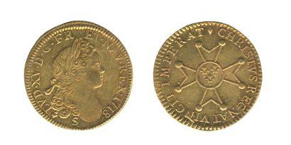 *Louis de Malte. Reims.1718. (Dy. 1633, Dr....