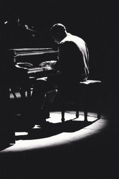 DUKE ELLINGTON  Concert à la salle Pleyel,...