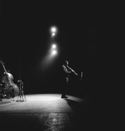 JOHN COLTRANE  Concert à l'Olympia, à Paris,...
