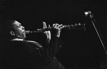 JOHN COLTRANE  Concert à la salle Pleyel,...