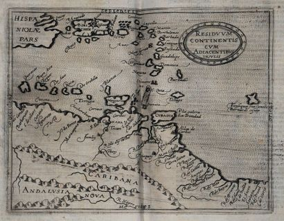 [METELLUS (Jean MATAL, dit) ; ACOSTA (Jose de)]. Geographische und historische Beschreibung...