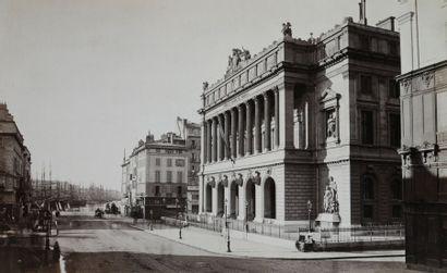MARSEILLE.  Vue générale prise de Notre-Dame...