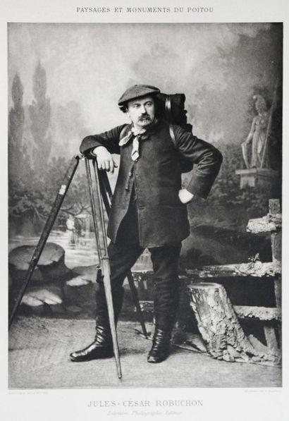 OUEST DE LA FRANCE.  Jules César ROBUCHON...