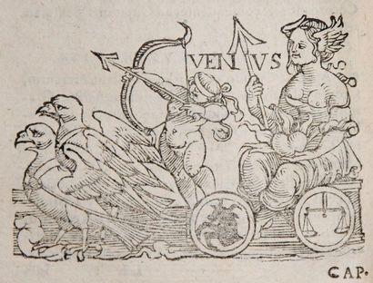 BRUNO (Giordano). De Monade numero et figura...