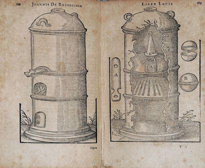 [Alchimie]. Theatrum Chemicum, præcipuos...