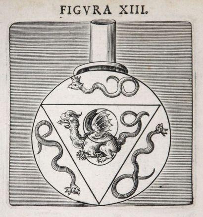 [Alchimie]. STOLCIUS (Daniel Stoltz von Stolzenberg,...