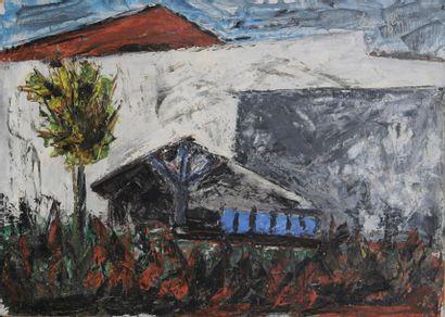 *DAUFIN Jacques (né en 1930).  Oran, 1955....