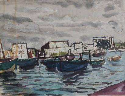 *GALLIERO Sauveur (1914-1963). Né à Bab-el-Oued....