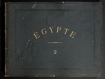 [Egypte] [Photographies] BONFILS (Félix)....
