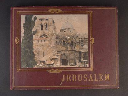 [Jérusalem] [Photographies]. Album de 30...
