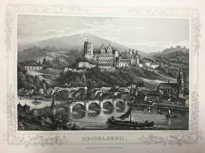 [Rhin] RUDISUHLI (Jakob Lorenz). Album des...