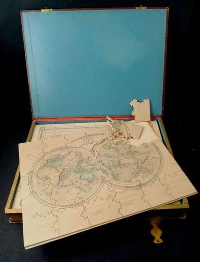 Atlas Géographique. Bouasse-Lebel Imp. Edit.,...