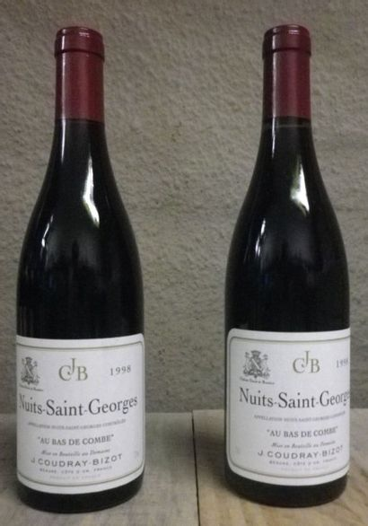 8 Bouteilles Nuits St Georges