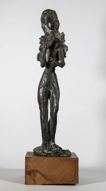 *FENOSA Apel.les (1899-1988).  Frisée, 1958....